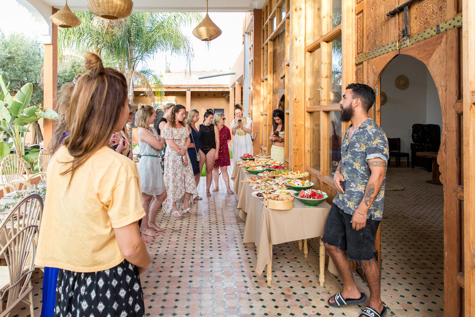 Eten Marrakech rondreis