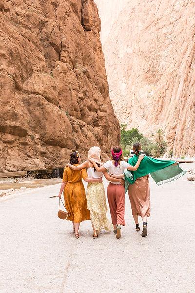Marokko back to basic rondreis