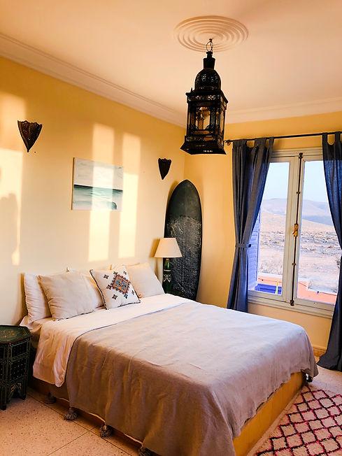 Kustreis Marokko Innerdoorway