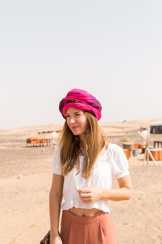 Sahara Elke Innerdoorway