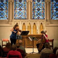 Ensemble Bizarria Performing at the Boston Early Music Festival, 2017