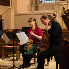 Ensemble Bizarria Performing at the Boston Early Music Festival, 2017