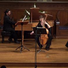 Ensemble Draca performs Recercada Quinta by Diego Ortiz