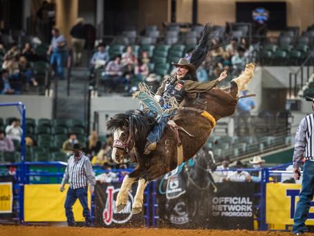 Orin Larsen Sees First Round Win