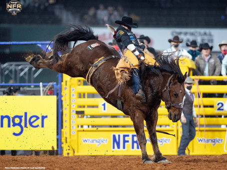 2020 NFR World Title Holders Take Home The Gold