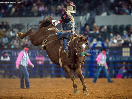 The Race To The Gold Buckles