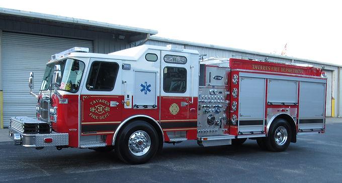 Tavares Fire Department
