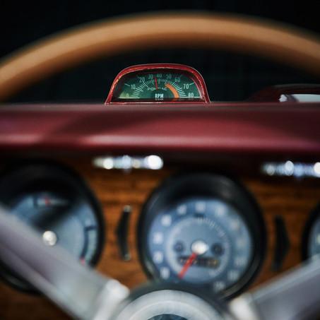 GTO Cabriolet Location Cougarstars