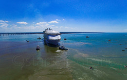 HARMONY OF THE SEAS Startair drone