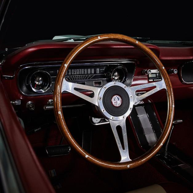MUSTANG GT350 CABRIOLET - Une Américaine de légende en location Chez Cougarstars