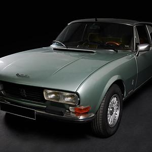 PEUGEOT 504 coupé V6