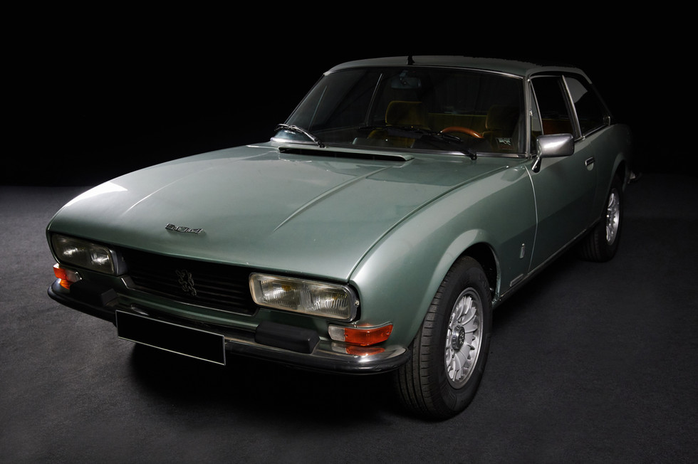 PEUGEOT 504 Location Cougarstars Youngtimer