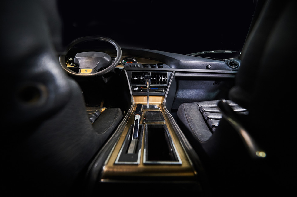 CITROEN SM - La Maserati Citroen en location chez Cougarstars