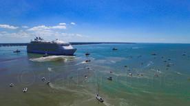 HARMONY OF THE SEAS SAINT NAZAIRE Startair-drone.com