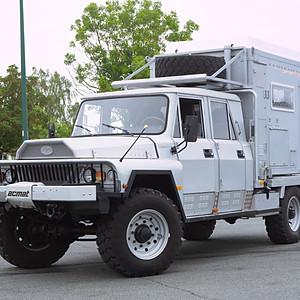 ACMAT Camping Car 4X4 Poid Lourd