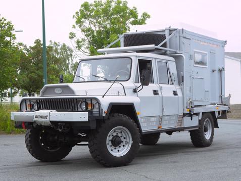 ACMAT Camping car Poids-lourd Location