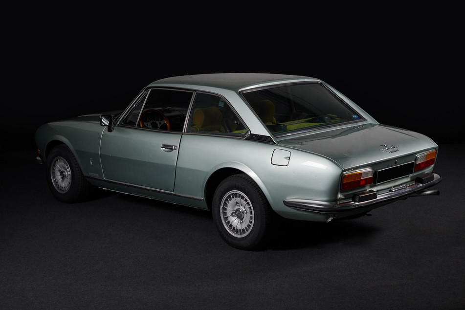 PEUGEOT 504 Location Youngtimer Cougarstars