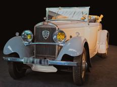 301 Peugeot Cabriolet de 1937
