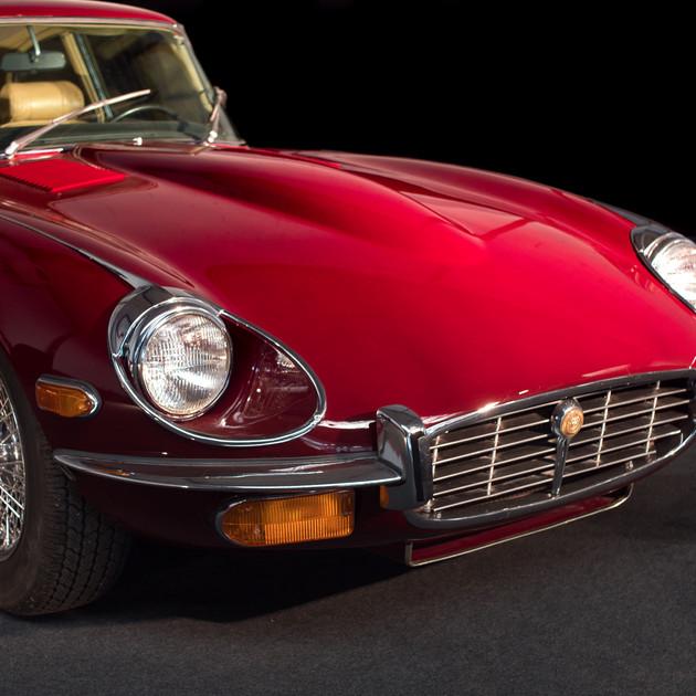 Jaguar Type e En location chez Cougarstars