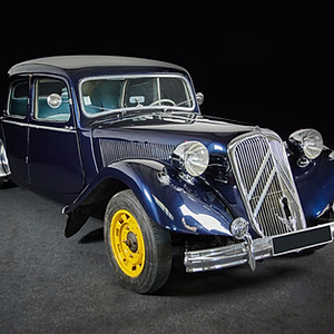 CITROÊN TRACTION 15.6