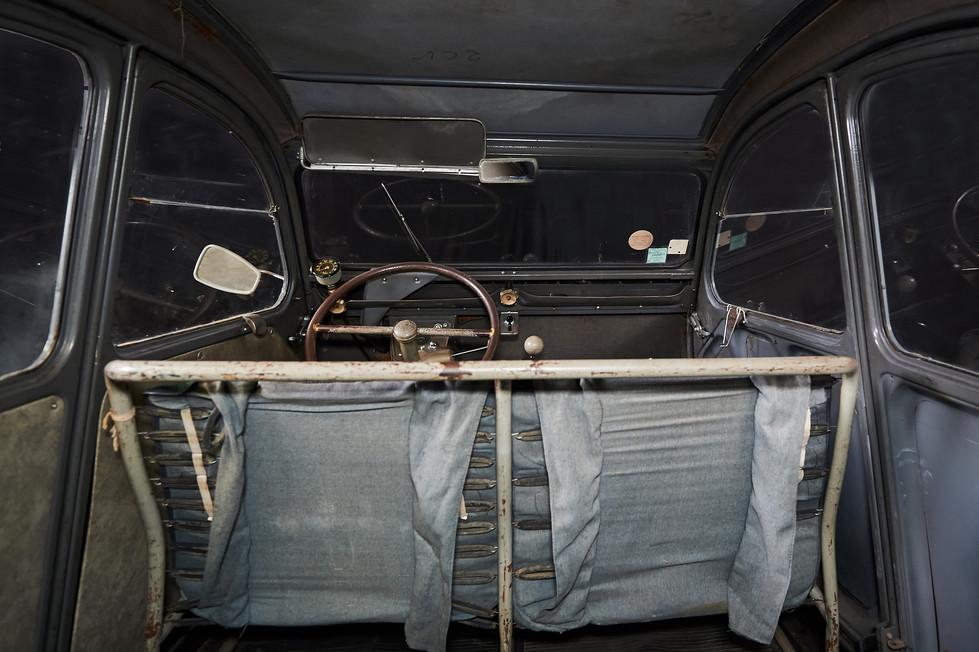 CITROEN 2CV  - En location chez Cougarstars