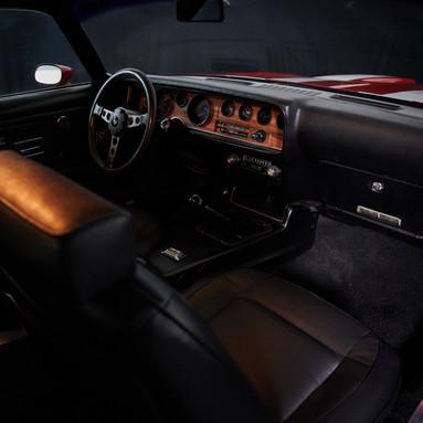 PONTIAC FIREBIRD Location Muscle Car