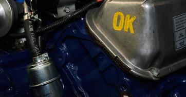 FORD COBRA JAUNE- detail moteur.jpg