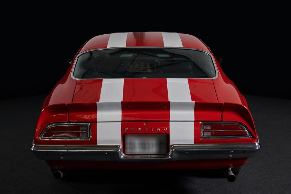 PONTIAC FIREBIRD - Location Muscle Car