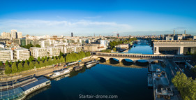 Paris par drone - Startair-drone.com