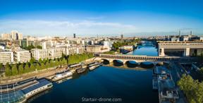 Paris par drone - Startair-drone.com