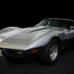 CORVETTE C3 Injection