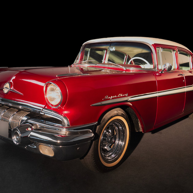Pontiac Superchief avec ou sans chauffeur pour une location prestige