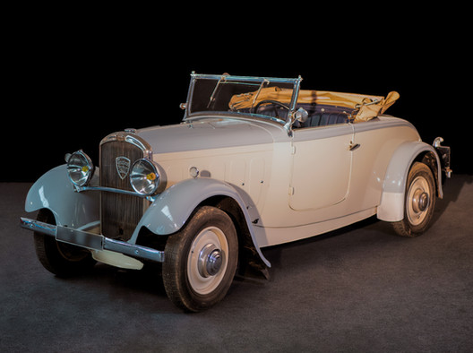 301 Peugeot de 1937 Cabriolet location auto collection