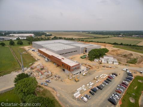 TRIVALIS centre de tri - Startair-drone.com