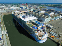 HARMONY OF THE SEAS Départ St Nazaire - startair-drone.com