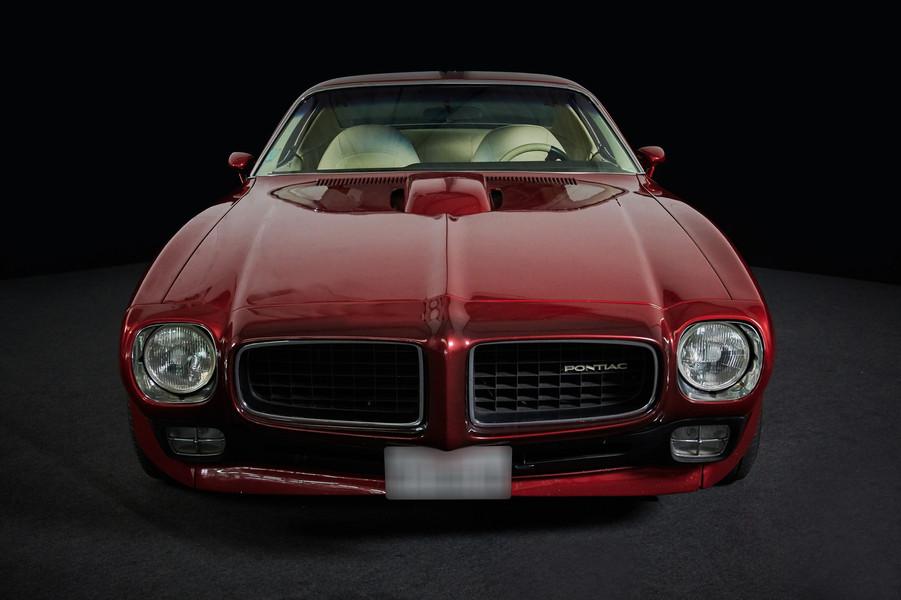 PONTIAC TRANSAM - Légende du Muscle Car en location chez Cougarstars.com