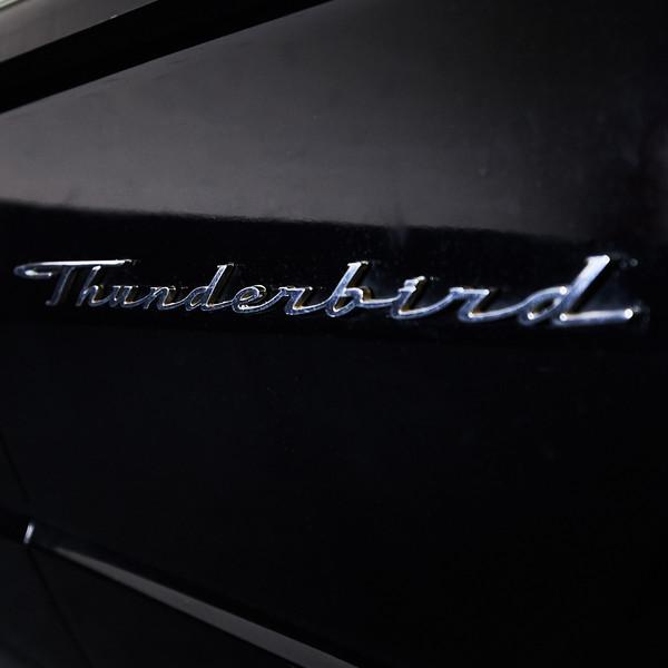 FORD THUNDERBIRD CABRIOLET - En location chez Cougarstars