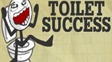 Games Toilet Success