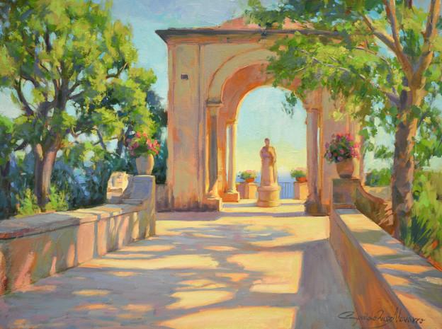 Ceres at Villa Cimbrone 2