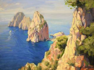 Capri Faraglioni 2