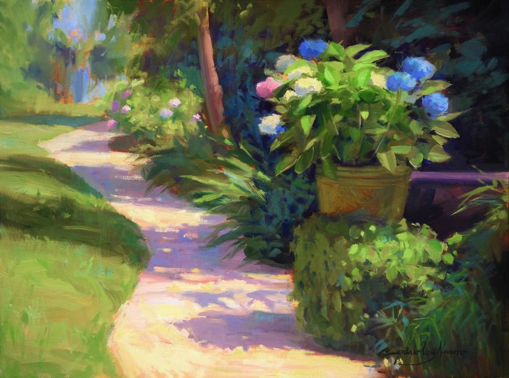 Gardens at Villa San Michelle 2