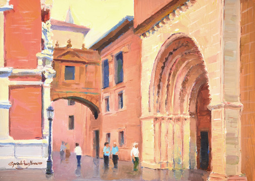 Puerta del Palau