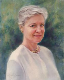 Martha Zeiger - Pastel on paper - 20x16