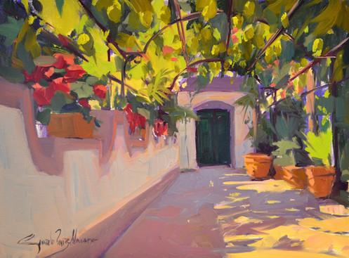 Garden of Lemon Trees