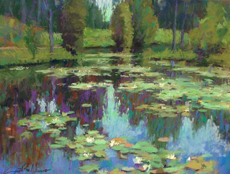 Norwegian Lily Pond