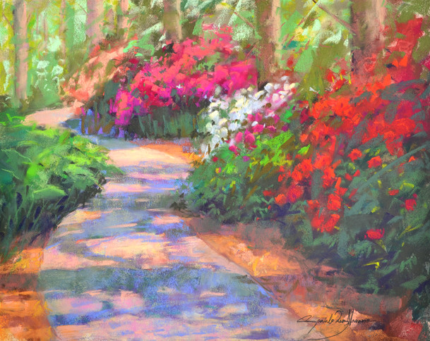 Azaleas at Brookside Gardens