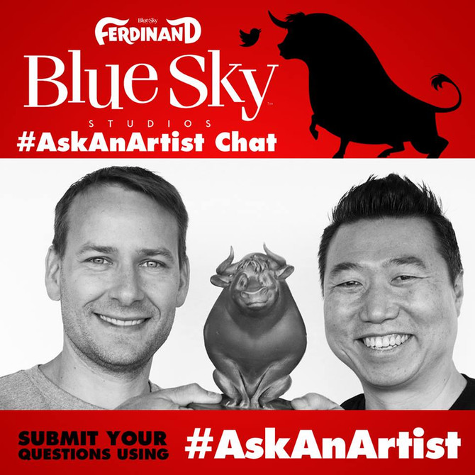 Blue Sky Studio/chat/animation/design/Ferdinand.