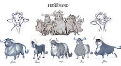 Ferdinand_characters