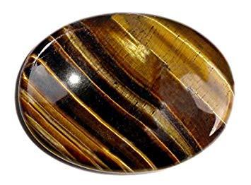 pierre roulée oeil de tigre pierre lithothérapie ancrage soins énergétiques méditation zen shiatshu relaxation