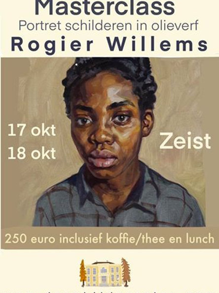 Twee daagse Masterclass Rogier Willems